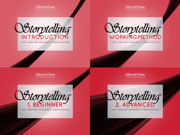 4 Storytelling courses